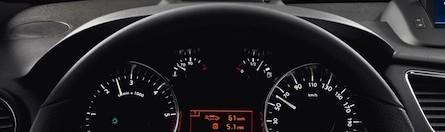 Affichage tête haute Peugeot 3008
